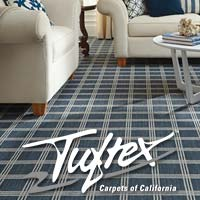 Featuring the timeless international design of Tuftex carpet - come see our selection!