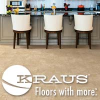 High performance luxury vinyl available from Kraus.